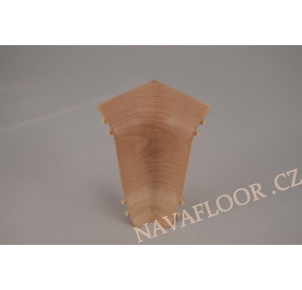 Kout (vnitřní) k soklové liště SLK 50 W212 Dub rustikální