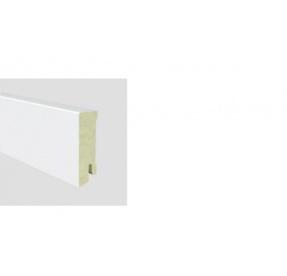 Soklová lišta WATERPROOF SKIRTING Floor Forever MDF Bílá délka 2,4m / cena za bm