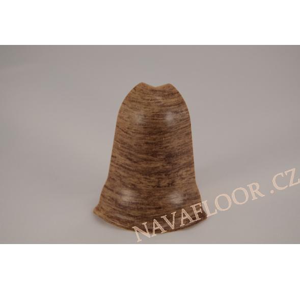 Roh (venkovní) k soklové liště SLK 50 W175 Panga