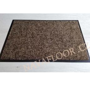 Vstupní rohož Tmavě hnědá 105 40x60cm