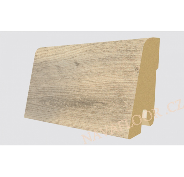 Soklová lišta Egger Kingsize 32 EPL107 Dub Hamilton krémový (17x60x2400 mm )