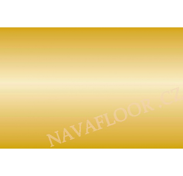 Přechod 40 mm kovový samolepící - Zlatá E00, délka 270cm