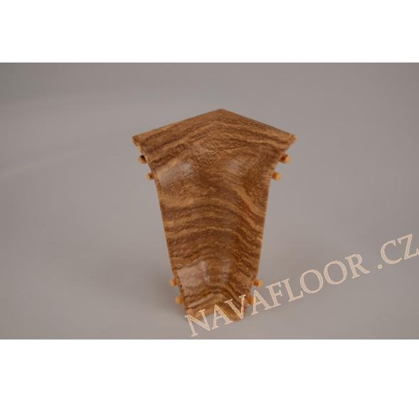 Kout (vnitřní) k soklové liště SLK 50 W474 Dub antike