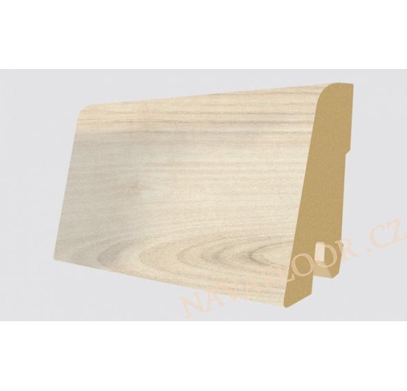 Soklová lišta Egger Classic 32 EPL137 Dub Elton bílý (17x60x2400 mm )