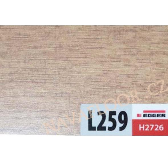 Soklová lišta Egger L259